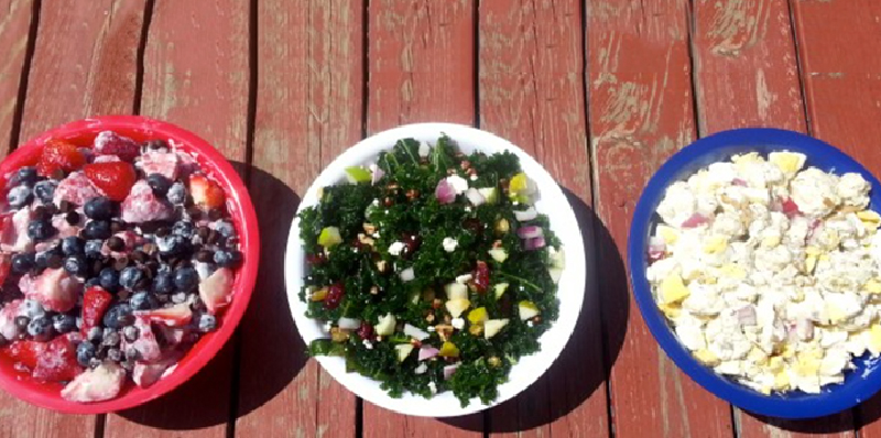 Healthy Summer Salads! (As seen on TV!)